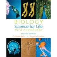 Biology: Science for Life with Physiology with mybiology