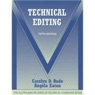 Technical Editing Plus MyWritingLab without Pearson eText -- Access Card Package