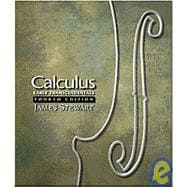 Calculus: Early Transcendentals With Infotrac
