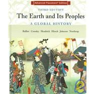 EARTH/PEOPLES AP 3ED