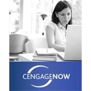 CengageNOW on Blackboard Instant Access Code for Williams' Management