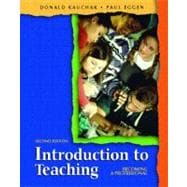 Introduction to Teaching : Becoming a Professional