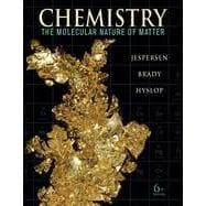 Chemistry: The Study of Matter and Its Changes, 6th Edition