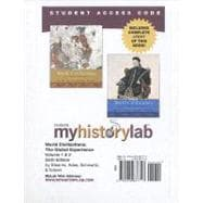 MyHistoryLab with Pearson eText -- Standalone Access Card -- for World Civilizations, Volumes 1 or 2