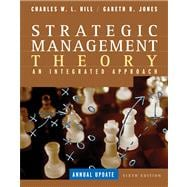 Strategic Management Theory Update 6th Edition