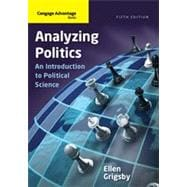 Cengage Advantage Books: Analyzing Politics, 5th Edition