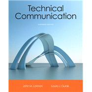 Technical Communication Plus MyWritingLab with eText -- Access Card Package