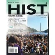 HIST Volume 2 (with History CourseMate with eBook Printed Access Card)