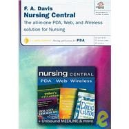 Nursing Central: The All-in-one Pda, Web, and Wireless Solution for Nursing