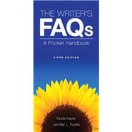Writer's FAQs, The Plus MyWritingLab -- Access Card Package