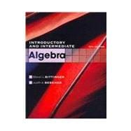 Introductory and Intermediate Algebra plus MyMathLab/MyStatLab Student Access Code Card