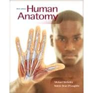 Combo: Human Anatomy with Connect Plus Access Card & APR 3. 0 Student Online Access Card