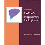 MATLAB Programming for Engineers, 4th Edition