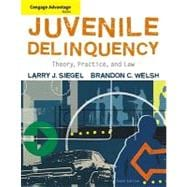 Advantage Books: Juvenile Delinquency Theory, Practice, and Law