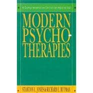 Modern Psychotherapies : A Comprehensive Christian Appraisal