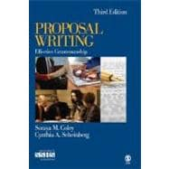 Proposal Writing : Effective Grantsmanship