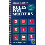 Rules for Writers: 1999 Mla Update
