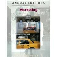 Annual Editions: Marketing 08/09 (2009 Update)