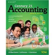 Century 21 Accounting General Journal, Copyright Update