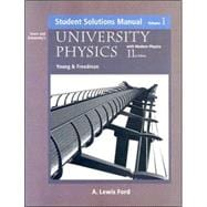 University Physics Student Solutions Manual : With Modern Physics