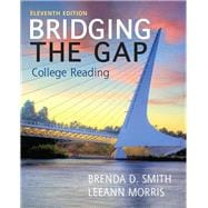 Bridging the Gap Plus MyReadingLab with eText -- Access Card Package
