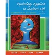 Bundle: Psych Applied To Modern Life: Adj In The 21st Cent