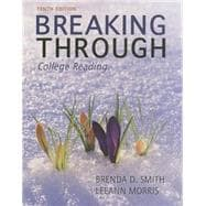 Breaking Through College Reading Plus MyReadingLab with eText -- Access Card Package