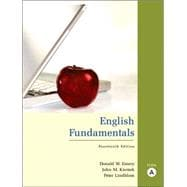 English Fundamentals, Form A (book alone)