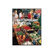 Cont Nutrition W/ Foodworks College Ed & E Text