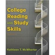 College Reading and Study Skills Plus MyReadingLab with eText -- Access Card Package