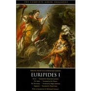 Euripides I: The Complete Greek Tragedies