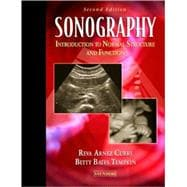 Sonography : An Introduction to Normal Structure and Function