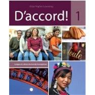 D'Accord Level 1 Student Edition + Maestro Supersite Passcode