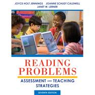 Reading Problems Assessment and Teaching Strategies