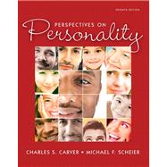 Perspectives on Personality Plus MySearchLab with eText -- Access Card Package