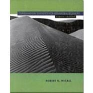 Study Guide for Fundamental Statistics for Behavioral Sciences, 8th