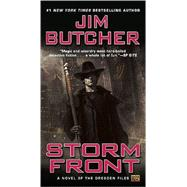 Storm Front Book one of The Dresden Files