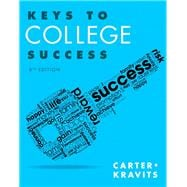 Keys to College Success Plus MyStudentSuccessLab with Pearson eText -- Access Card Package