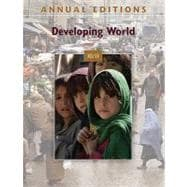 Annual Editions: Developing World 10/11