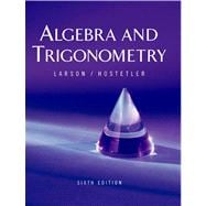 Algebra and Trigonometry : Instructor Sample