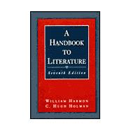 A Handbook to Literature