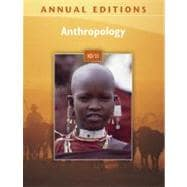 Annual Editions: Anthropology 10/11