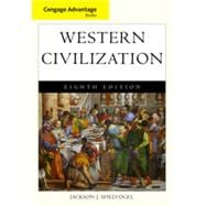 Cengage Advantage Books: Western Civilization, Complete, 8th Edition