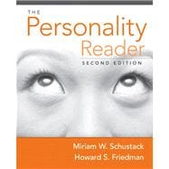 Personality Reader- (Value Pack w/MySearchLab)