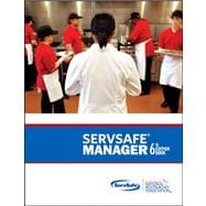 ServSafe ManagerBook with Online Exam Voucher Plus MyServSafeLab with Pearson EText