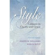 Style Lessons in Clarity and Grace Plus NEW MyCompLab -- Access Card Package