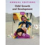 Annual Editions: Child Growth and Development 10/11