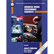 Advanced Engine Performance and Worktext and CD Package