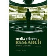 Media Effects Research A Basic Overview