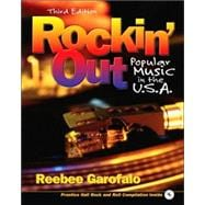 Rockin' Out: Popular Music in the USA with CD